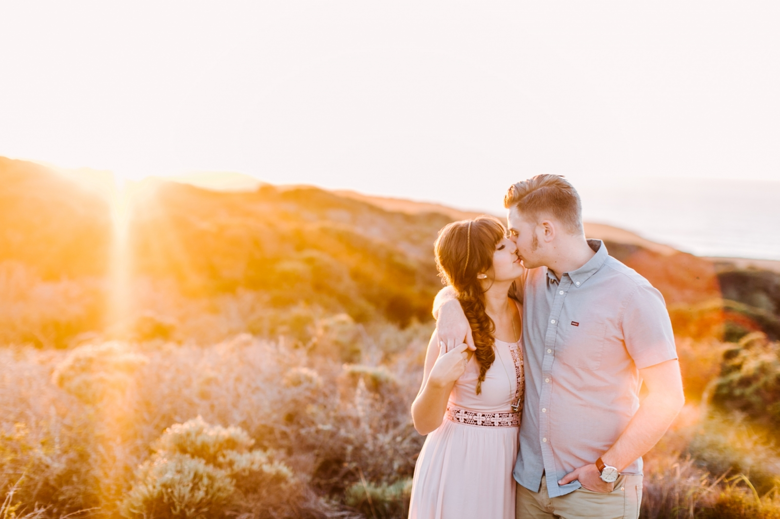 Anniversary engagement session photos by Jessica Sofranko
