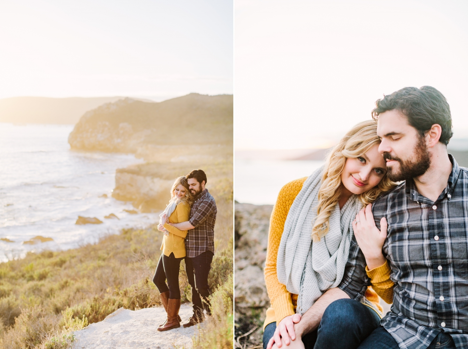 san luis obispo photographer engagement session anniversary session central coast avila beach